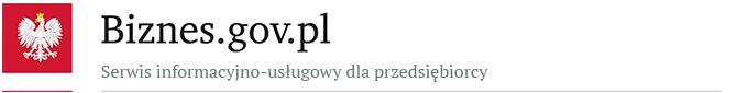 Biznes.gov.pl - Serwis informacyjno-usługowy dla przedsiębiorcy
